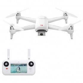 Xiaomi FIMI A3 RC Drone FPV 3-Axis Gimbal Camera (Two Battery Version) - White