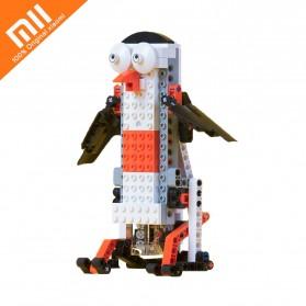 Xiaomi MITU Rice Rabbit Smart Building Blocks Mainan Pinguin - ZNM01 - White
