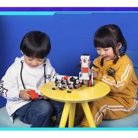 Xiaomi MITU Rice Rabbit Smart Building Blocks Mainan Pinguin - ZNM01 - White - 2