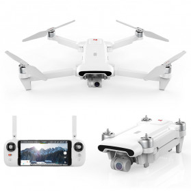 Xiaomi FIMI X8 SE RC Drone FPV 3-Axis 4K Smart Track Folding - White