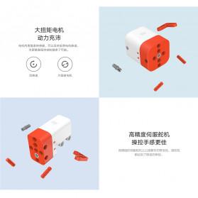 Xiaomi MITU Smart Building Block Toy Mainan Remote Control Mobil Balap - GLSC01IQI - White - 8