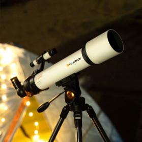Xiaomi Star Trang Celestron Teropong Bintang Astronomical Telescope - SCTW-70 - White - 2