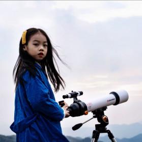 Xiaomi Star Trang Celestron Teropong Bintang Astronomical Telescope - SCTW-70 - White - 6