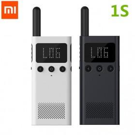 Xiaomi Mijia 1S Smart Walkie With FM Radio Speaker Standby Smartphone APP Location - MJDJJ03FY - White - 3