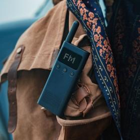 Xiaomi Mijia 1S Smart Walkie With FM Radio Speaker Standby Smartphone APP Location - MJDJJ03FY - White - 5
