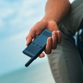 Xiaomi Mijia 1S Smart Walkie With FM Radio Speaker Standby Smartphone APP Location - MJDJJ03FY - White - 6
