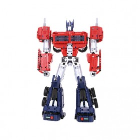 Xiaomi MITU Smart Building Blocks Mainan Robot Transformers Optimus Prime - QTZ01IQI - 2