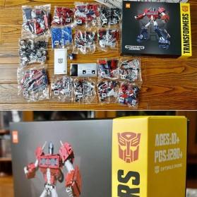 Xiaomi MITU Smart Building Blocks Mainan Robot Transformers Optimus Prime - QTZ01IQI - 6