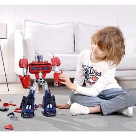 Xiaomi MITU Smart Building Blocks Mainan Robot Transformers Optimus Prime - QTZ01IQI - 7