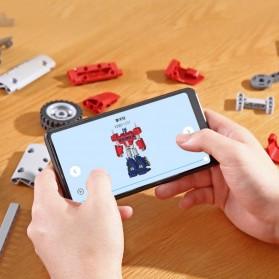 Xiaomi MITU Smart Building Blocks Mainan Robot Transformers Optimus Prime - QTZ01IQI - 8