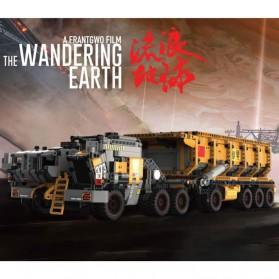 Xiaomi ONEBOT Wandering Earth Building Block Mini Truck Mainan Truk - CN-373 - 1