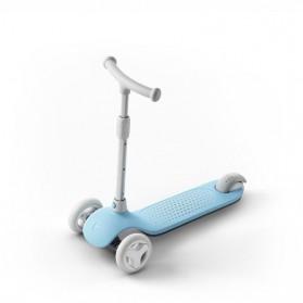 Xiaomi Mijia Mitu Skuter Anak 3 Wheel Kick Scooter - HBC01YM - Blue