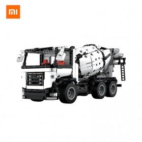 Xiaomi Mitu DIY Building Blocks Mainan Anak Truk Molen 900+ Parts - GCJBJ01IQI - White - 1