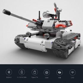 Xiaomi MITU Building Block Toy Mainan Tank Mecha Crawler - JMJQR03IQI - White - 2