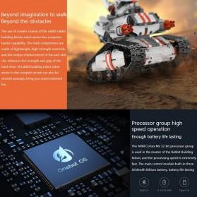 Xiaomi MITU Building Block Toy Mainan Tank Mecha Crawler - JMJQR03IQI - White - 3
