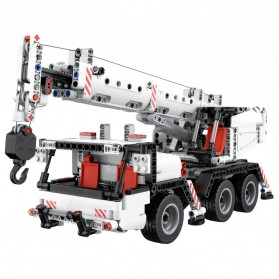 Xiaomi MITU Building Block Toy Mainan Truk Crane - MTJM03IQI - White