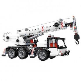 Xiaomi MITU Building Block Toy Mainan Truk Crane - MTJM03IQI - White - 2