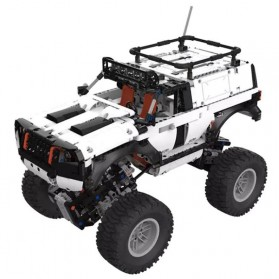 Mainan Anak & RC Helicopter - Xiaomi MITU Building Block Toy Mainan RC Monster Truck Bigfoot RC - YYSQC011IQI - White