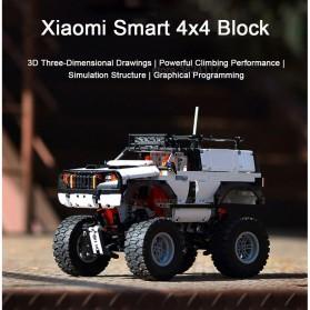 Xiaomi MITU Building Block Toy Mainan RC Monster Truck Bigfoot RC - YYSQC011IQI - White - 9