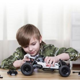Xiaomi MITU Building Block Toy Mainan Mobil Car Dessert Racing - SMSC0IQI - White - 10