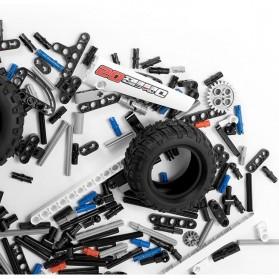 Xiaomi MITU Building Block Toy Mainan Mobil Car Dessert Racing - SMSC0IQI - White - 2