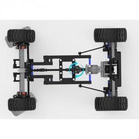 Xiaomi MITU Building Block Toy Mainan Mobil Car Dessert Racing - SMSC0IQI - White - 5