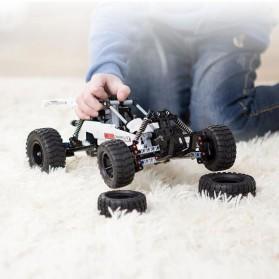 Xiaomi MITU Building Block Toy Mainan Mobil Car Dessert Racing - SMSC0IQI - White - 7