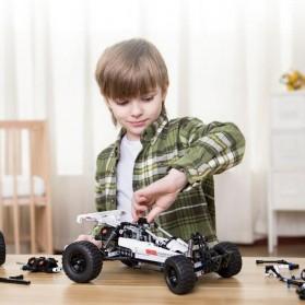 Xiaomi MITU Building Block Toy Mainan Mobil Car Dessert Racing - SMSC0IQI - White - 8