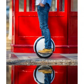 Xiaomi Ninebot One A1 Electric Unicycle Scooter - White - 6