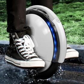 Xiaomi Ninebot One A1 Electric Unicycle Scooter - White - 9
