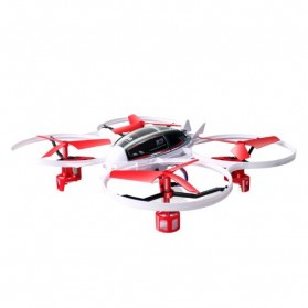 Syma X3 4 CH Remote Control 2.4G Quadcopter with GYRO - White