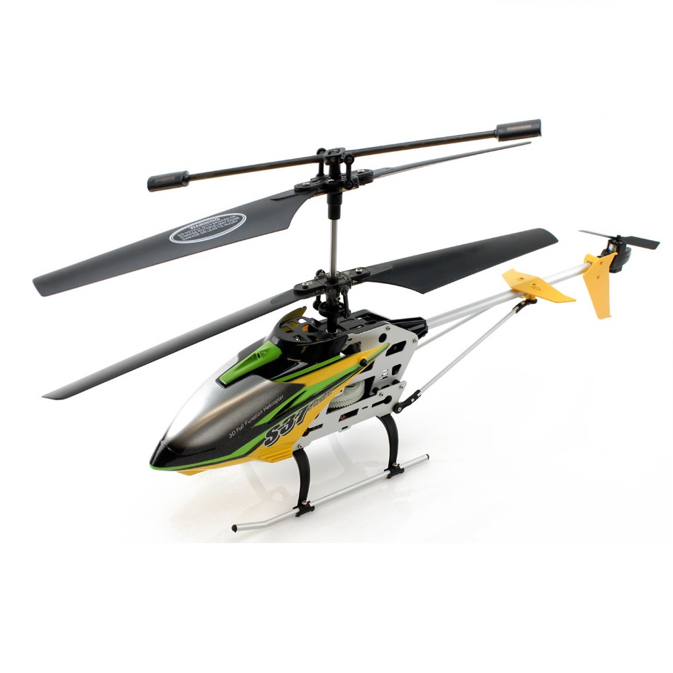Syma s37 3 ch remote control 2 4g rc helicopter with gyro for Helicoptere syma