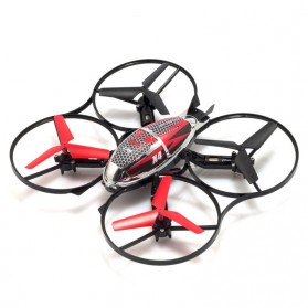 Syma X4 Assault 4CH Remote Control 2.4G 6 Axis Quadcopter with GYRO - Red