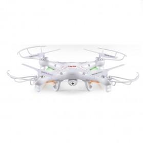 Syma X5C HD Camera Explorer 4CH Remote Control 2.4G 6 Axis Quadcopter with GYRO - White - 1