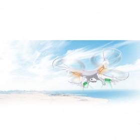 Syma X5C HD Camera Explorer 4CH Remote Control 2.4G 6 Axis Quadcopter with GYRO - White - 4