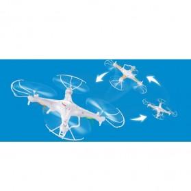Syma X5C HD Camera Explorer 4CH Remote Control 2.4G 6 Axis Quadcopter with GYRO - White - 6