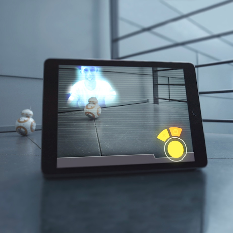 Sphero Star Wars BB-8 App Enabled Droid - White - JakartaNotebook.com 9982338fe8