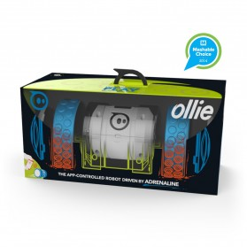 Sphero Ollie Application Controlled Robot - Blue/White