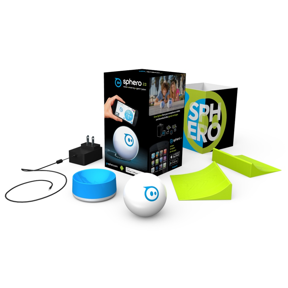 Watch How to Play with a Sphero 2.0 video