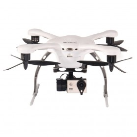 Ghost Aerial Plus Drone (Android Version) - White