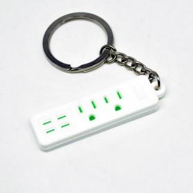 Orico Keychain / Gantungan Kunci - White