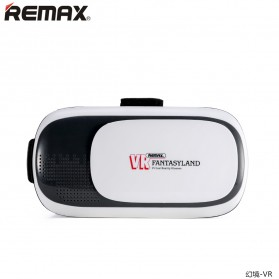 REMAX Fantasyland 3D VR Box Virtual Reality Glasses - RT-V01 - White