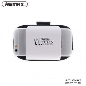 REMAX Field Series 3D VR Box Virtual Reality Glasses - RT-VM02 - White