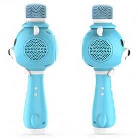 Remax Learning Microphone - K10 - Blue - 2