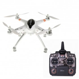Walkera QR X350 PRO FPV 2 GPS Quadcopter Drone Devo F7 / G-2D Gimbal with GoPro Video Cable - White
