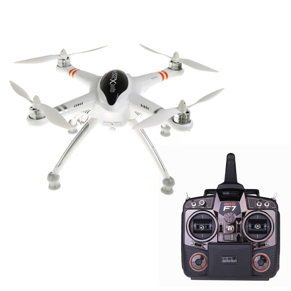 walkera qr x350 pro fpv 2 gps quadcopter drone devo f7 g. Black Bedroom Furniture Sets. Home Design Ideas