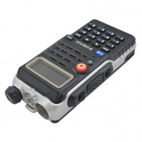 Taffware Walkie Talkie Dual Band 8W 128CH UHF+VHF - BF-UVB2 Plus - Black - 6