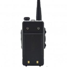 Taffware Walkie Talkie Dual Band 8W 128CH UHF+VHF - BF-UVB2 Plus - Black - 7
