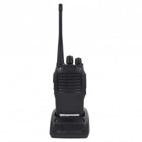 Taffware Walkie Talkie Single Band 5W 16CH UHF - BF-777S - Black - 6