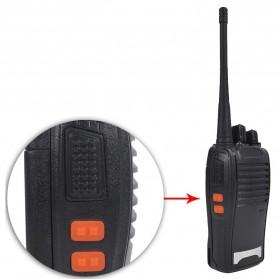 Taffware Walkie Talkie Single Band 5W 16CH UHF - BF-777S - Black - 9